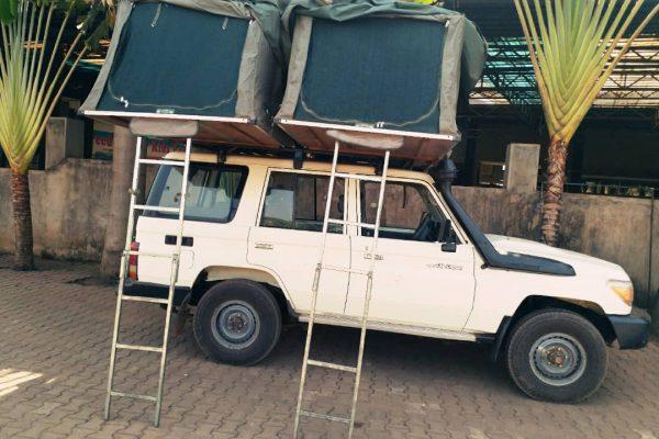 Road trip Uganda