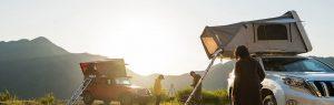 Car Rental & Roof Top tent